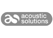 Acoustic  Solutions  Logo